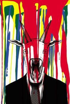 """radiohead """"Pandemonium"""""""