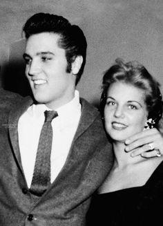 Elvis at the Heart O' Texas Coliseum in Waco, TX, October 12, 1956.