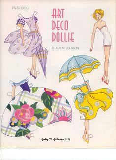 Art Deco Dollie