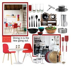 """""""Design Within Reach"""" by sherri40 ❤ liked on Polyvore featuring interior, interiors, interior design, home, home decor, interior decorating, Design Within Reach, Doshi Levien, Charles and Ray Eames and Malle W. Trousseau"""