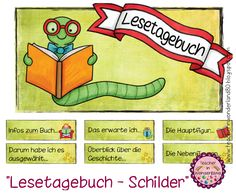 "Teacher In Wonderland: ""Lesetagebuch - mal anders!"