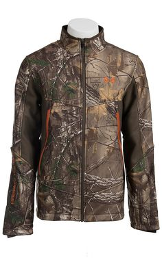 Under Armour® Men's Realtree™ Camouflage Ayton Jacket 1238321946