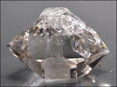Herkimer Diamond Quartz Crystal 16.48 g 33mm
