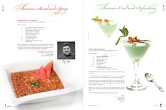 flavorsmagazine.com  photography: John Haigwood  Editorial Layout: Denise Wellenstein  Recipes by Tony Itze and Roger Fong #magazine #layout #food