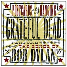 Grateful Dead Postcards of The Hanging