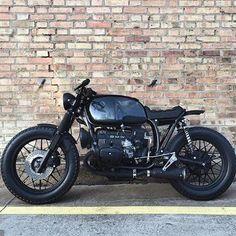 """overboldmotorco: """"Photo courtesy of :: Bike - BMW :: Bike Bmw, Cafe Bike, Cafe Racer Bikes, Cafe Racer Motorcycle, Retro Motorcycle, Suzuki Cafe Racer, Cafe Racers, Bmw Scrambler, Bmw Boxer"""