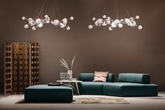 10 Contemporary Chandeliers Design That Will Delight You | See more @ http://diningandlivingroom.com/contemporary-chandeliers-design-delight/