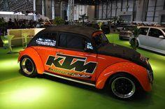 VW Beetle... KTM