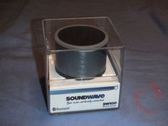 SD SW100 SoundWave Bluetooth Speaker Video Review