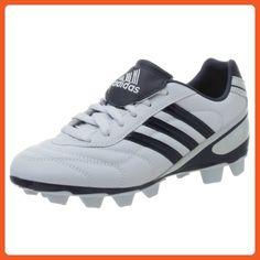 Adidas adipure 11Pro IC indoor soccer zapatos blanco negro ROJO mundo