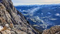 Oberhalb der Eisriesenwelt in Werfen Half Dome, Mountains, Nature, Travel, Recovery, Places, Naturaleza, Viajes, Destinations