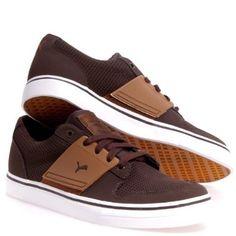Puma El Ace 2 Pn Casual Leather Low Shoes Mens