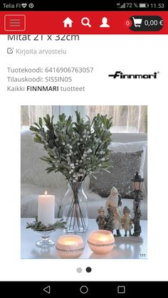 finnmari joulu 2018 ♥ ♥ (kirskuu) on Pinterest finnmari joulu 2018