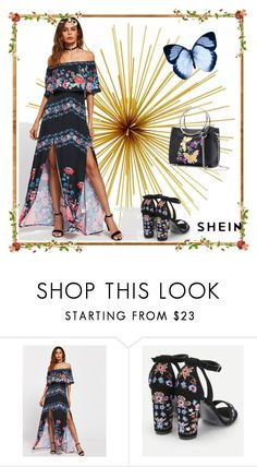 """""""Shein 10"""" by amelaa-16 ❤ liked on Polyvore"""
