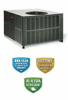 5 Ton 15 Seer Amana Package Heat Pump - APH1560M41 by Amana. $3959.00. 2 Stage Package Heat Pump with Horizontal/Downflow Supply/Return (R-410A) Package Heat Pump is an all-in-one Heating and Air Conditioning unit including blower. Eliminates need for indoor air handler and copper lines.. Save 29%!