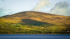 View across Blessington Lake, Co.Wicklow by Mark Sheils.