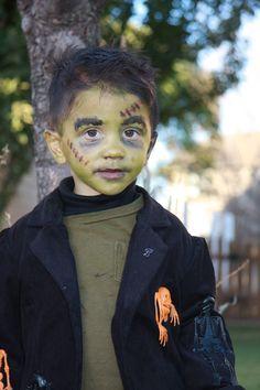 Frankenstein& Halloween Wedding {How Cute