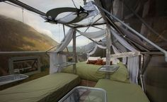 Peruvian pods: prism-like cabins hang high above Cuzco's Sacred Valley | Architecture | Wallpaper* Magazine