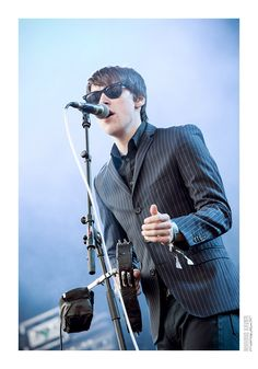 The Strypes live @ Dour Fest (by Xavier Marquis)
