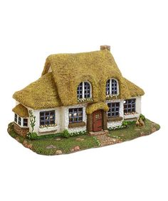 Love this Large House Statue on #zulily! #zulilyfinds