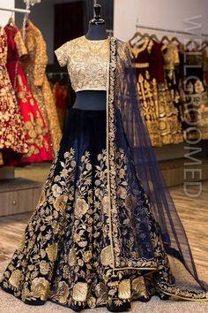 Beautiful Bridal Lehengas Cost
