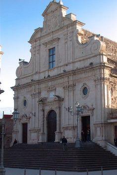 Militello in Val di Catania - Santuario Maria SS della Stella