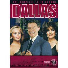 Dallas: The Complete Fifth Season (5 Discs) (Dual-layered DVD)