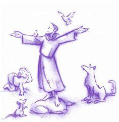 S. Francesco e gli animali