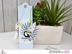 "Australe : Tampons & matrices de coupe (dies) #4enscrap ""Capturer l'instant"" Tampons, Bookmarks, Tropical, Tags, Graphic, Inspiration, Sketch, Exotic Flowers, Flower Crowns"