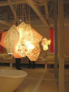Ungewöhnliche Möbel auf der Messe IMM Cologne - Homestory. #home #homestory #furniture #interior #immcologne #colours #decoration