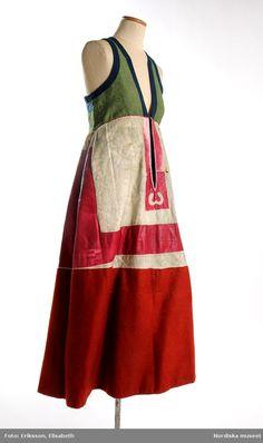 Swedish Fashion, Folk Fashion, Folk Costume, Costumes, Regency Era, Winter Wear, Georgian, Folklore, Collars