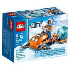 LEGO® City Arctic Snowmobile 60032