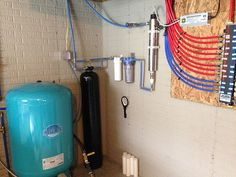 emergency water filtration and household drinking water filtration for cistern and rain harvesting systems