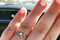 """When it comes to love, it's not about the money. Quinn and Ariel McRae dated for two years before tying the knot. But a saleswoman where the couple bought Ariel's rings tried to put a damper on the festivities by calling the jewelry """"pathetic.""""  """"My husband doesn't have a lot"""