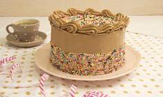 Hazelnoten laagjes taart recept | Dr.Oetker
