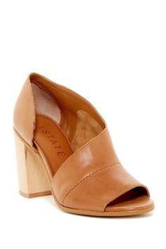 d8ad0cb3380 Amble Block Heel Sandal by 1.State on  HauteLook Block Heels