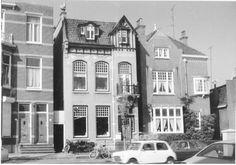 Verlengde Hereweg 19 en 21 Omstreeks 1970