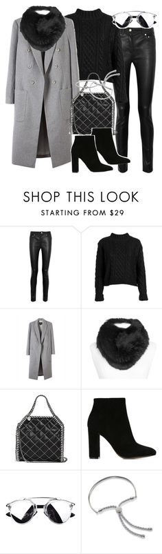 """""""Untitled #19487"""" by florencia95 ❤ liked on Polyvore featuring Acne Studios, Vince Camuto, STELLA McCARTNEY, Gianvito Rossi, Monica Vinader, Michael Kors, women's clothing, women's fashion, women and female"""