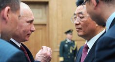 Putin Arrives in China for Regional Summit