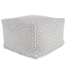 You'll love the Towers Ottoman at AllModern - With Great Deals on modern Outdoor  products and Free Shipping on most stuff, even the big stuff.