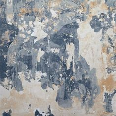 Battered Wall wallpaper collection rebel walls by Au Fil des Couleurs