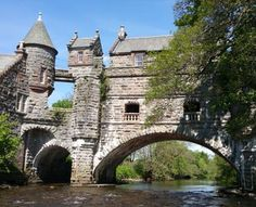 Blackcraig Bridgehouse. Bridge of Cally, Perthshire, Scotland.