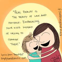 Rauhan Keidas - Lapsiperheille: Todellista kauneutta