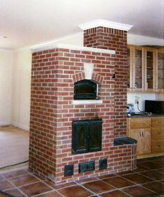 MASONRY HEATERS: Designing, Building, and Living With a Piece of the Sun…