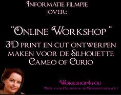 voor meer informatie over de Online workshops kijk op : https://www.facebook.com/workshop4you/