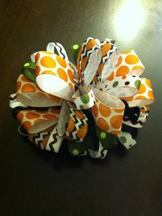 - Loopy Puff Bow