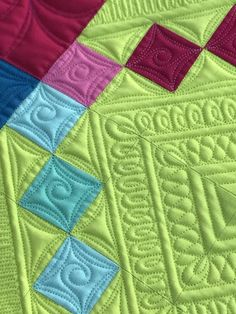RJR Fabrics: What Shade Are You Blog Hop - Orchid Owl Quilts. Border