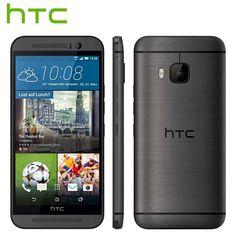 Original HTC One M9 4G LTE Mobile Phone Octa Core 3GB RAM 32GB ROM 5.0 inch 1920x14080 Dual Camera 20MP 2840 mAH SmartPhone #news #music #giveaway #win #free #shop #deals