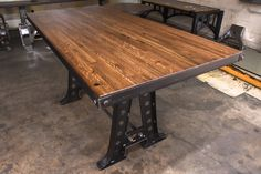 A Frame Bar Table by Vintage Industrial Furniture