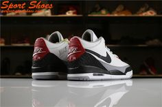 c7264f39187c Latest Air Jordan 3 Retro Tinker AQ3835-160 Womens Sneakers Black White Grey